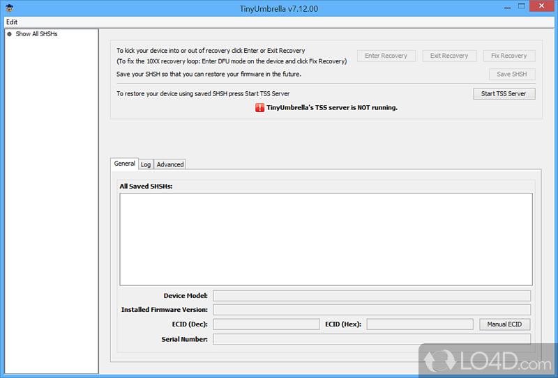Tinyumbrella скачать для Windows 7 - фото 9