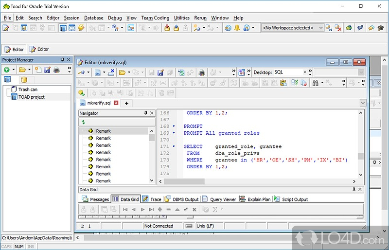 TOAD for Oracle 9.6.0.27 - Portable.rar