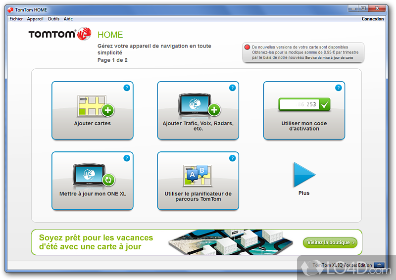 TomTom HOME - Download