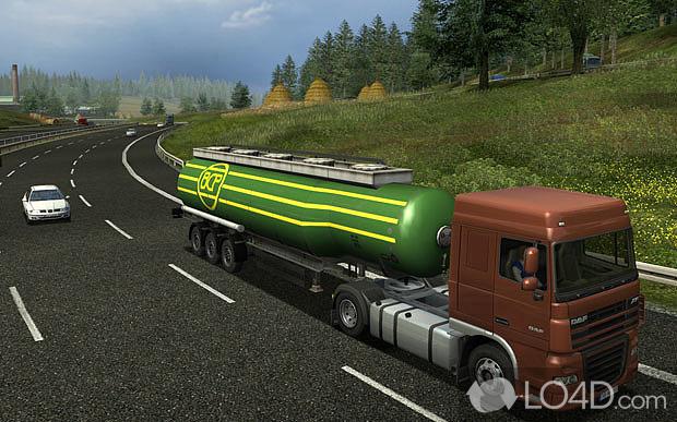 Uk truck simulator скачать бесплатно с ключом