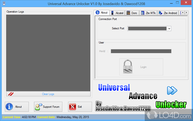 universal advance unlocker v1 0 free version b