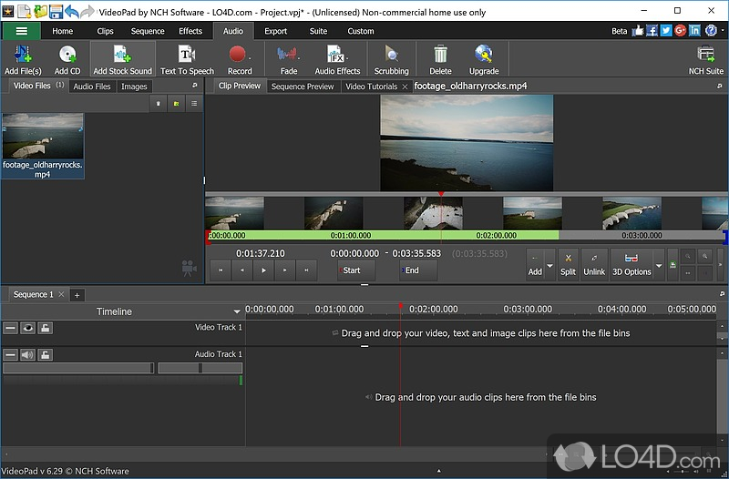 VideoPad Video Editor (Full Version) - 11