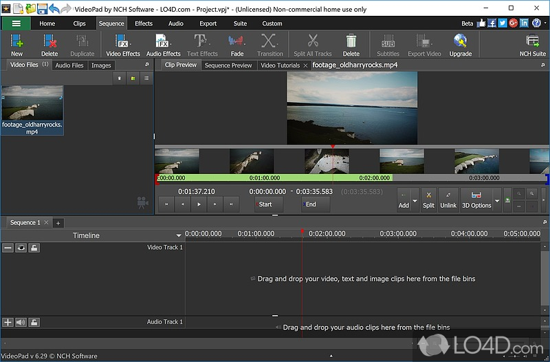 VideoPad Video Editor (Full Version) - 9