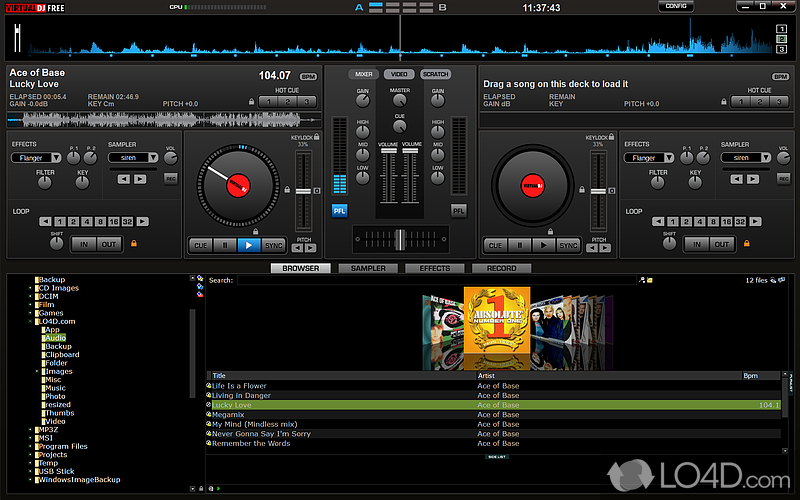 virtual dj software windows xp free download