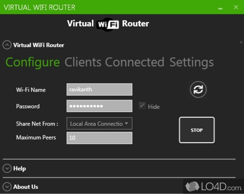 Virtual router manager 1.0