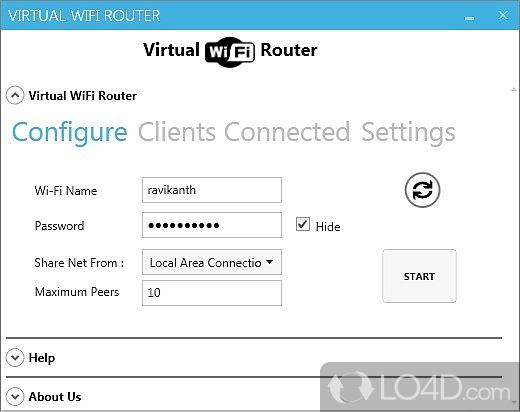 Virtual router plus скачать на русском бесплатно.