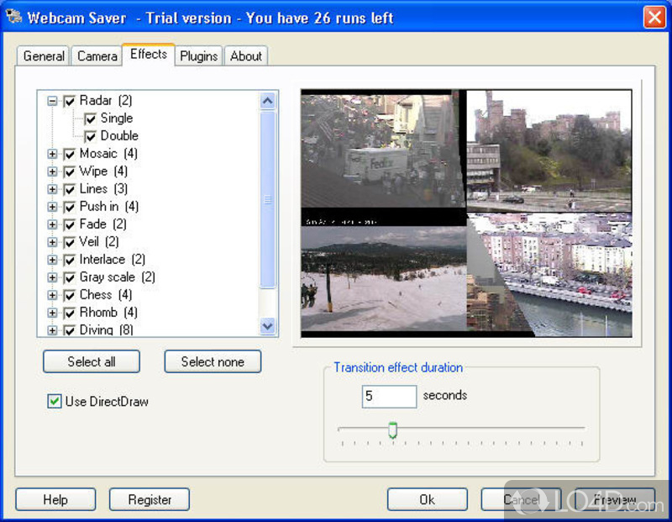 Webcam Saver - Download