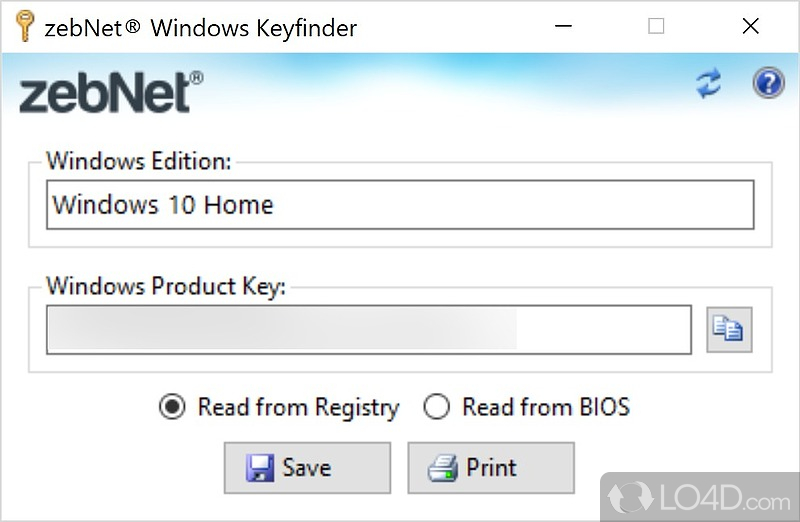 Windows product key retriever download for Windows products