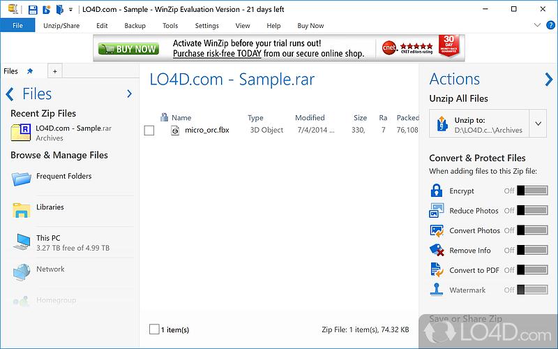 winzip 10 free download for windows xp