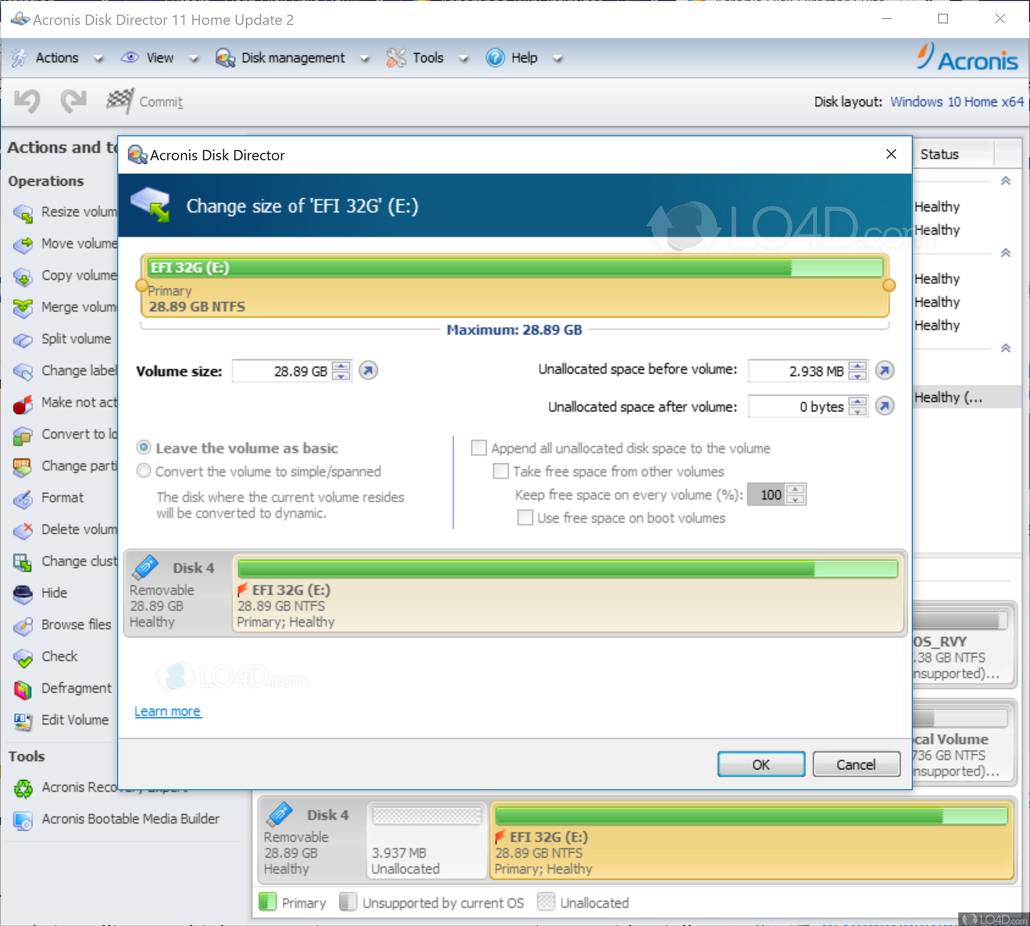 Disk Management Software for Windows - Acronis Disk Director