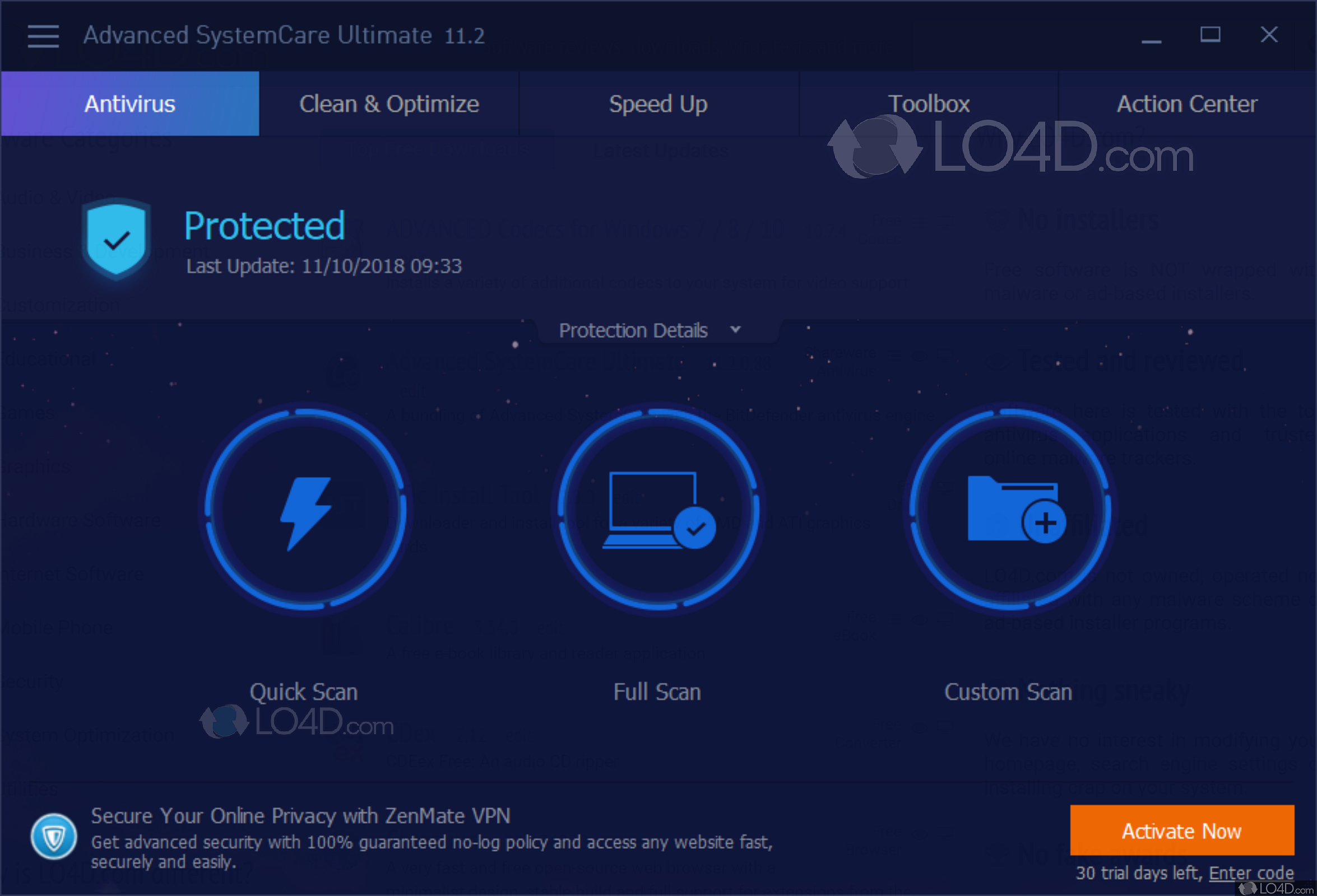 advanced systemcare 10 full download