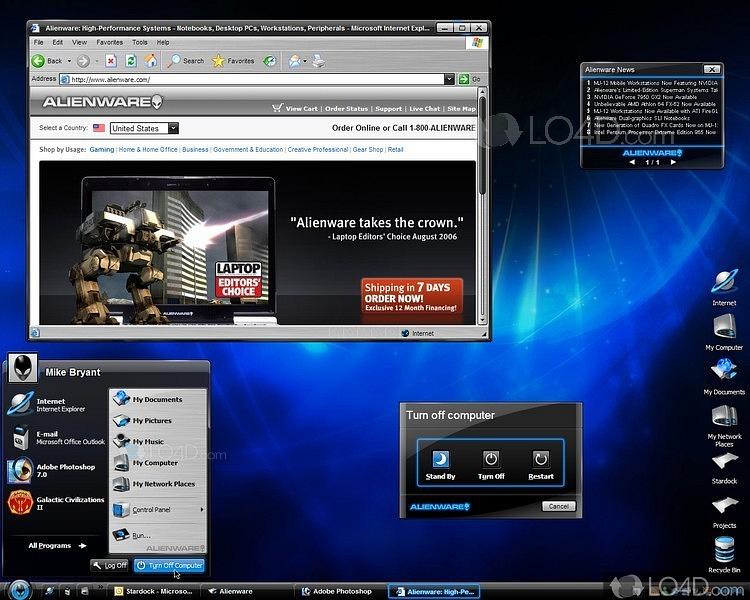 Alienware Command Center Windows 10