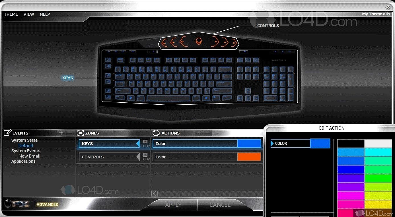 Alienware Command Center - LO4D.com