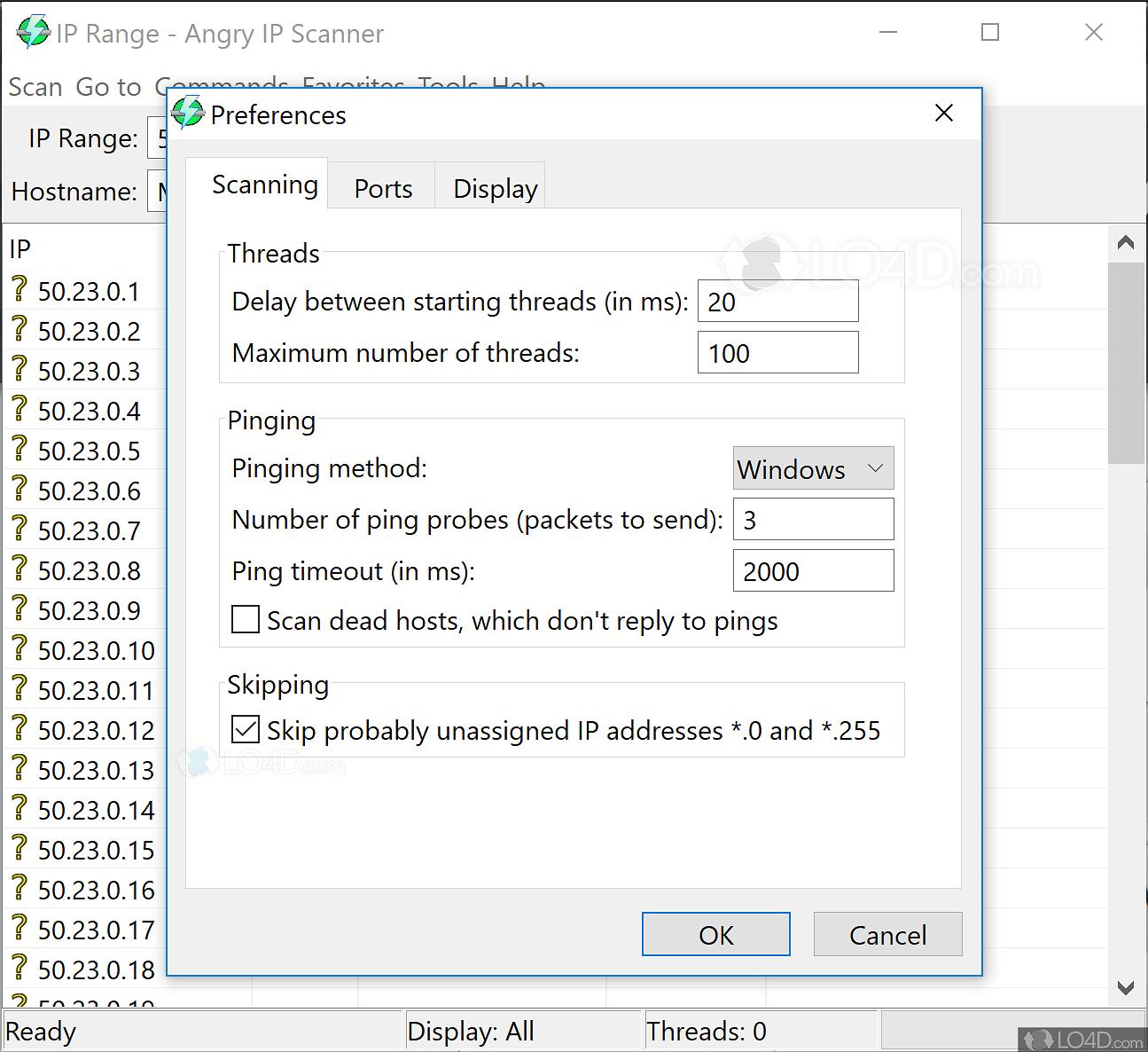 ipscan 64 bits