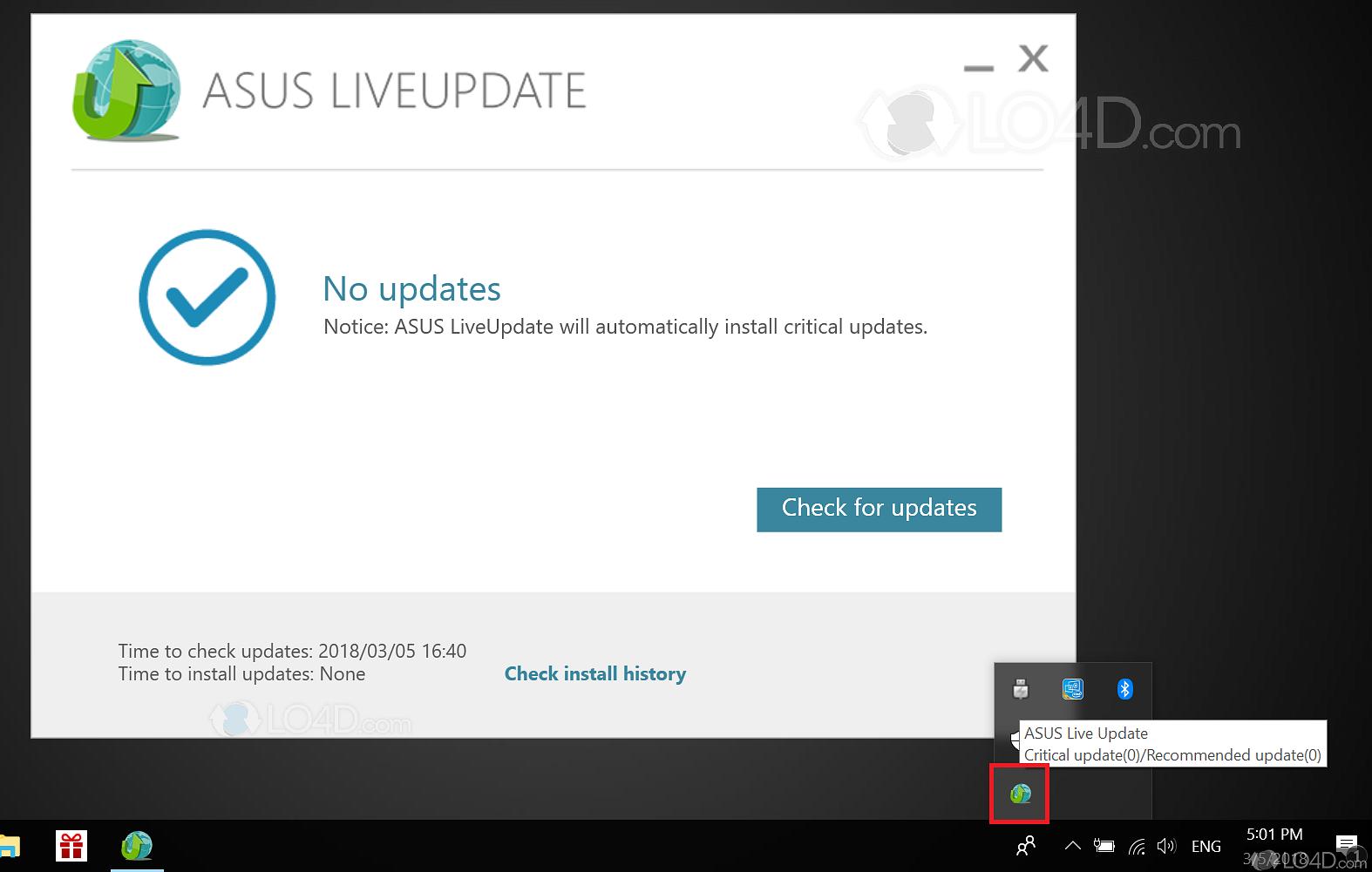 Asus Live Update Deinstallieren