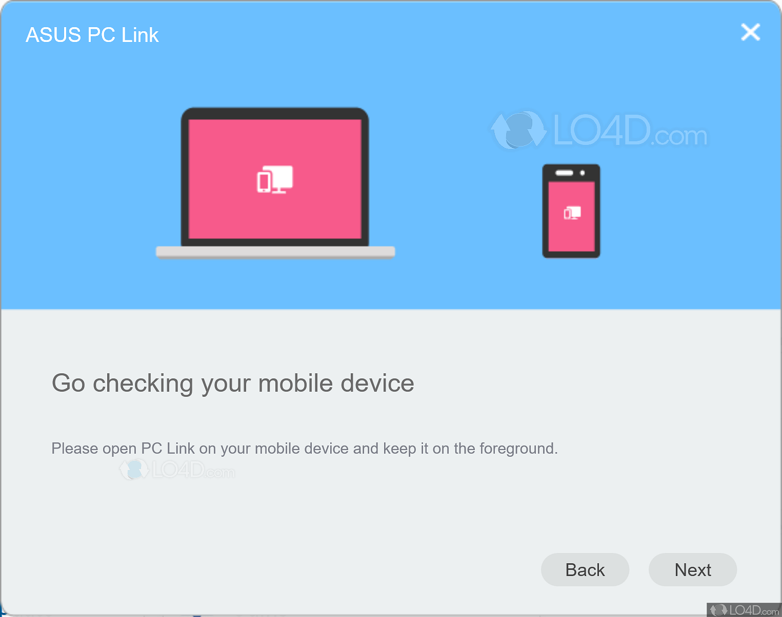 Android Asus PC Link Interface Drivers (2019)