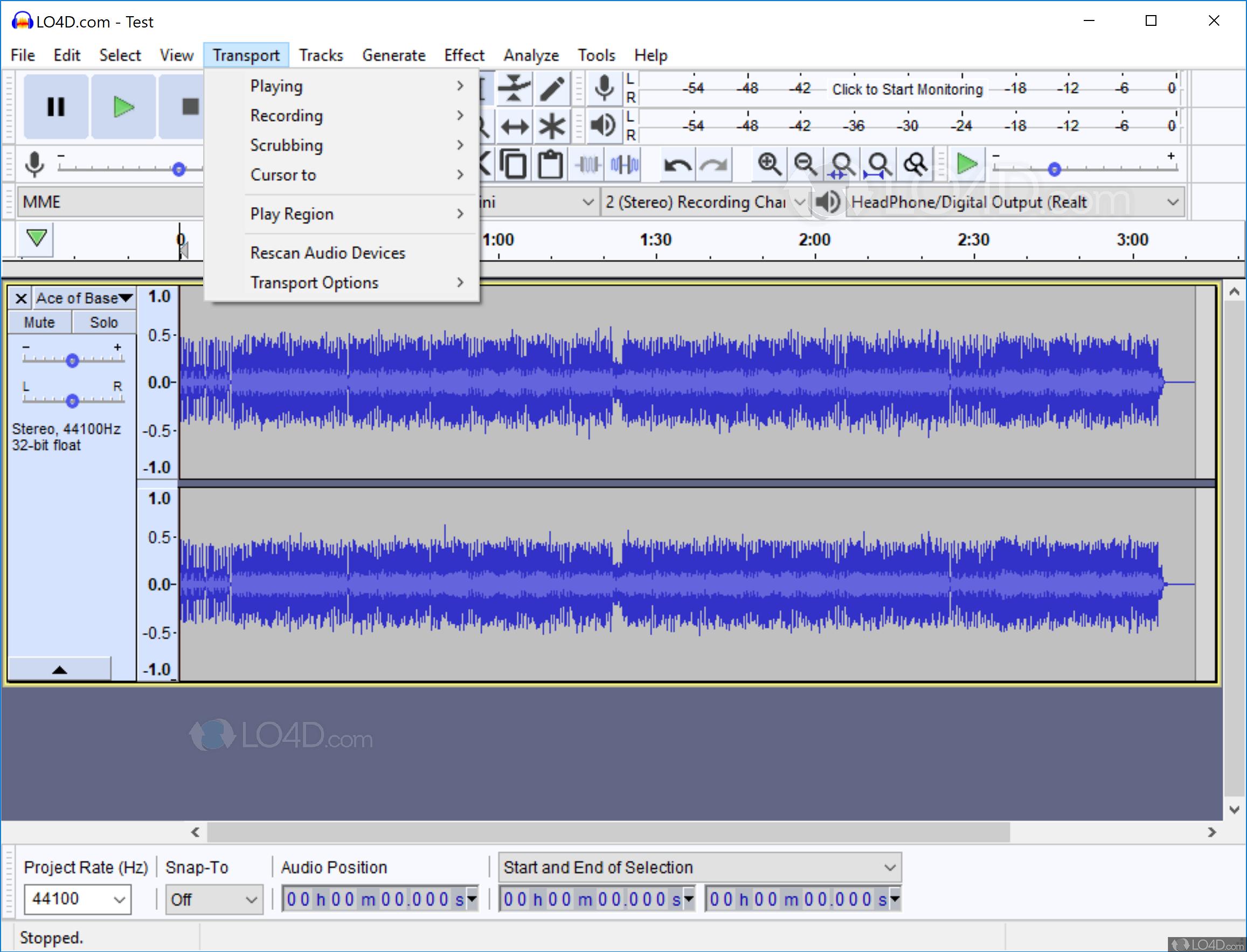 audacity download gratis windows 8