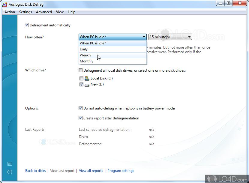 portable defrag software