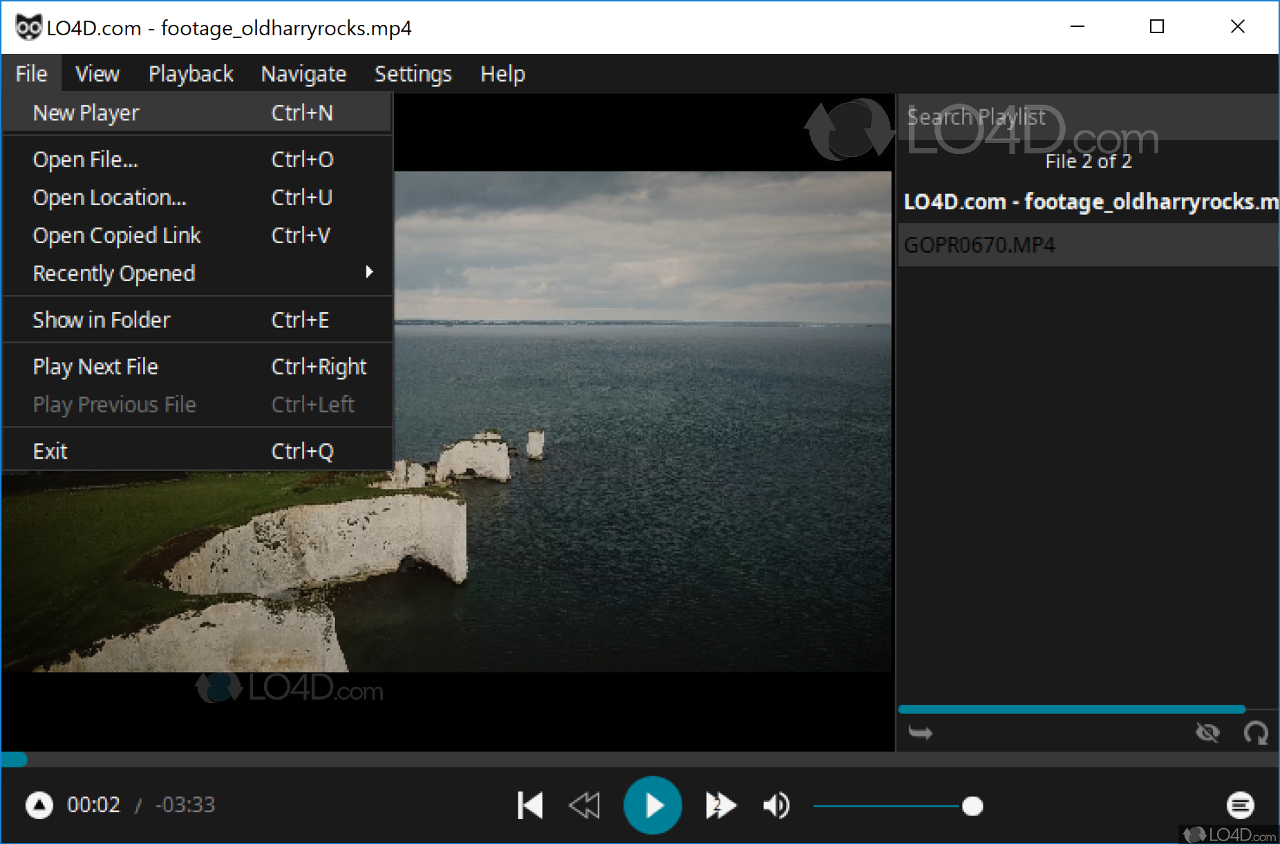Baka MPlayer ubuntu - LO4D com
