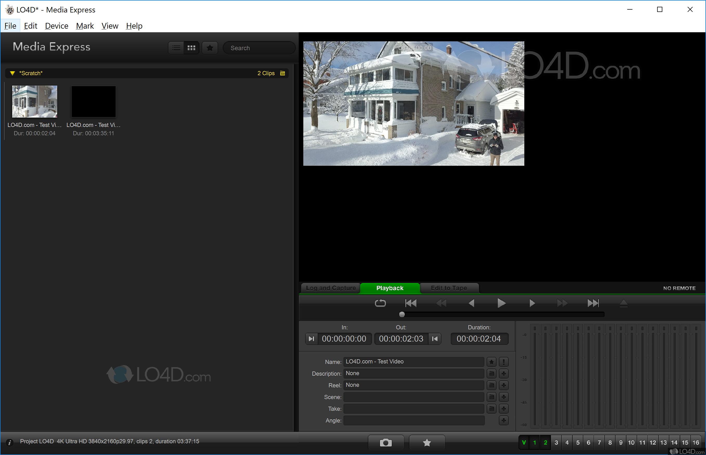 Blackmagic Desktop Video Download