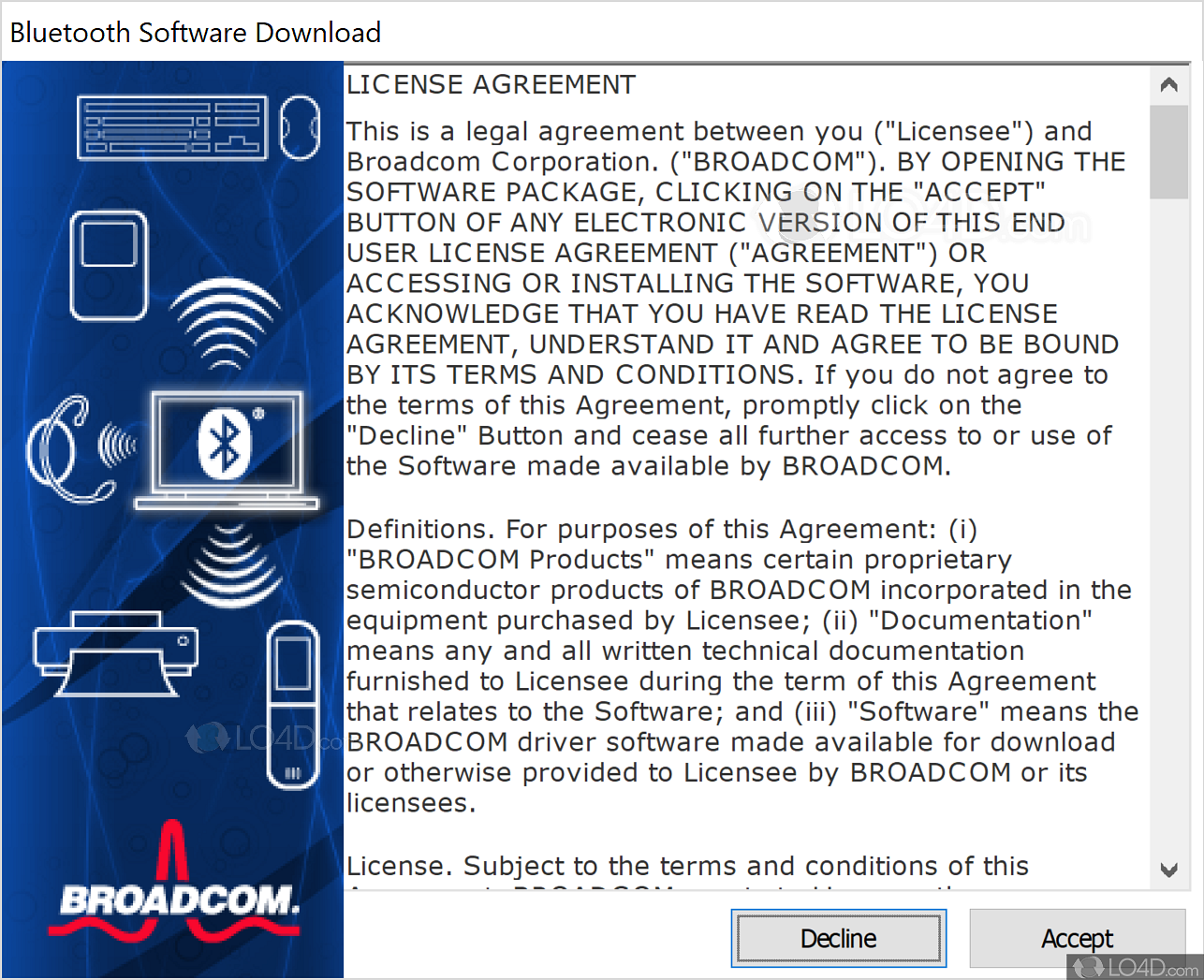 broadcom bluetooth driver windows 8.1 download