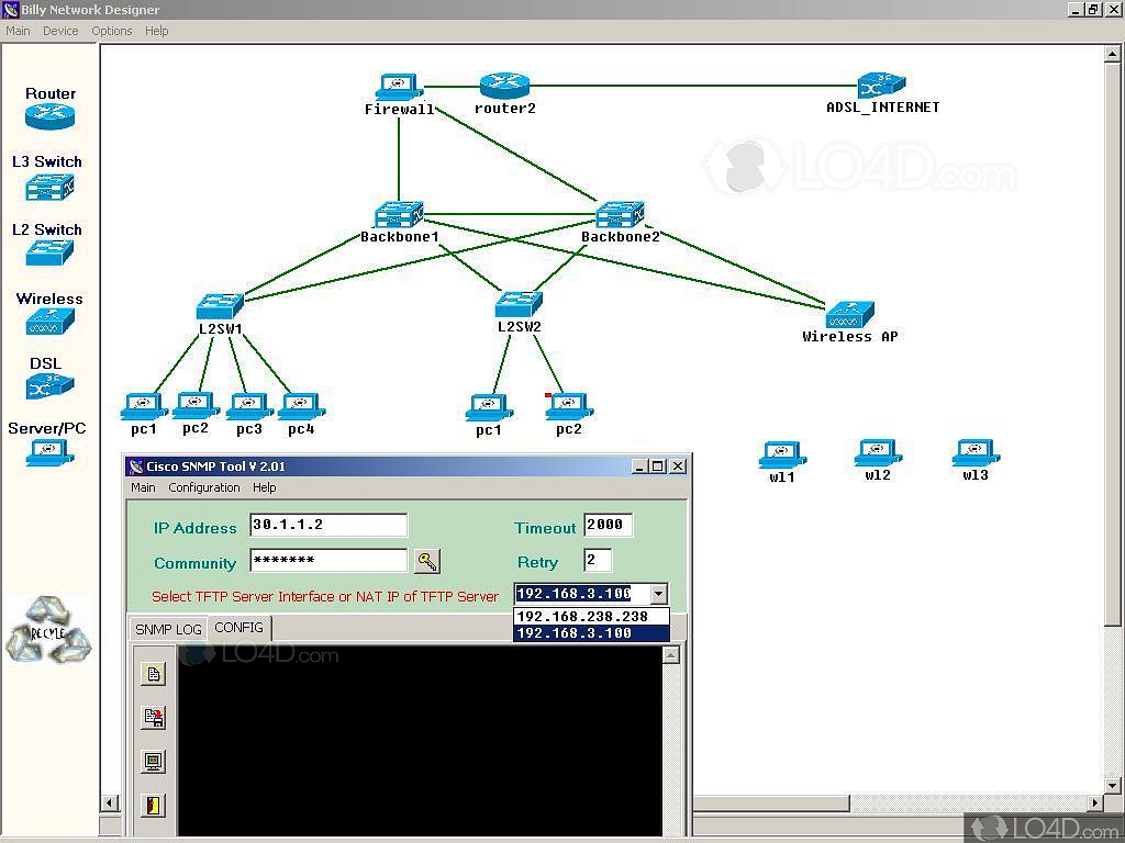 Download snmp tool