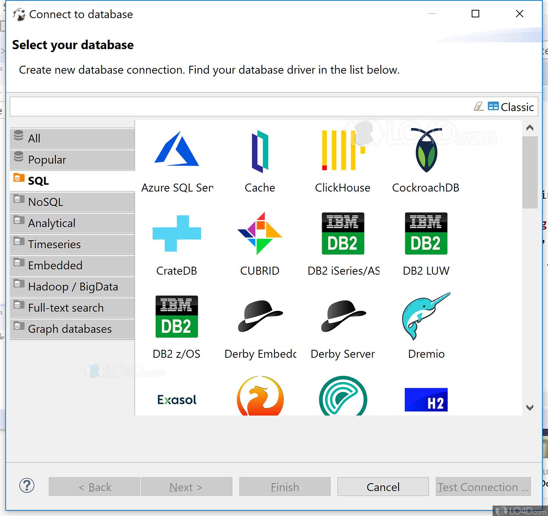 DBeaver - Screenshots