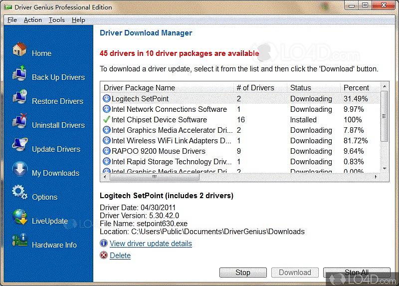 driver genius professional edition free download