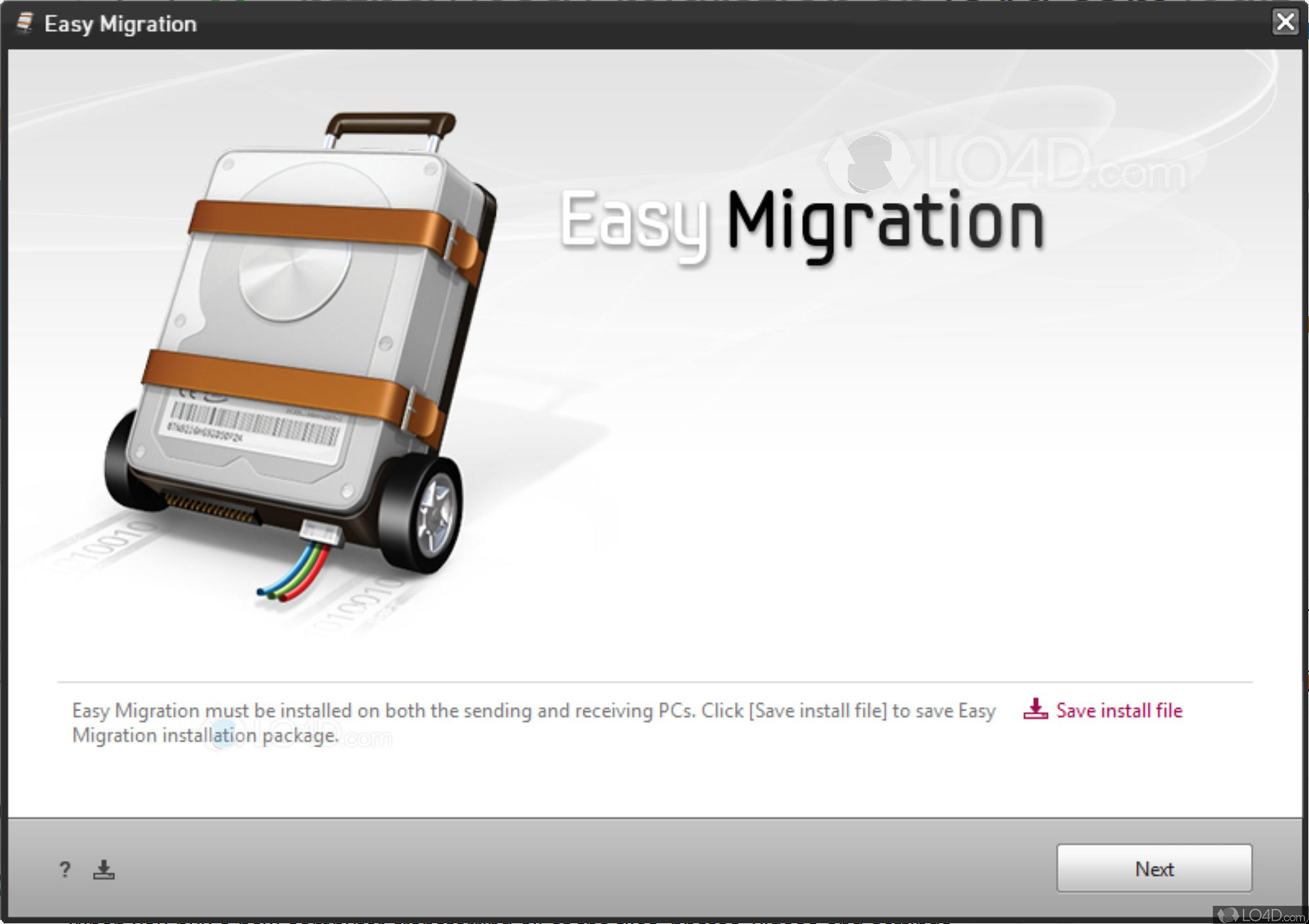 Easy migration samsung download