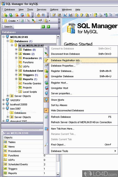 Ems sql manager lite for mysql 5. 6. 3. 48526 free download.
