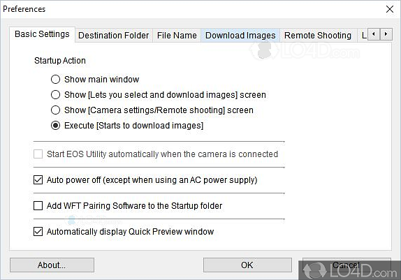 canon eos utility download without cd