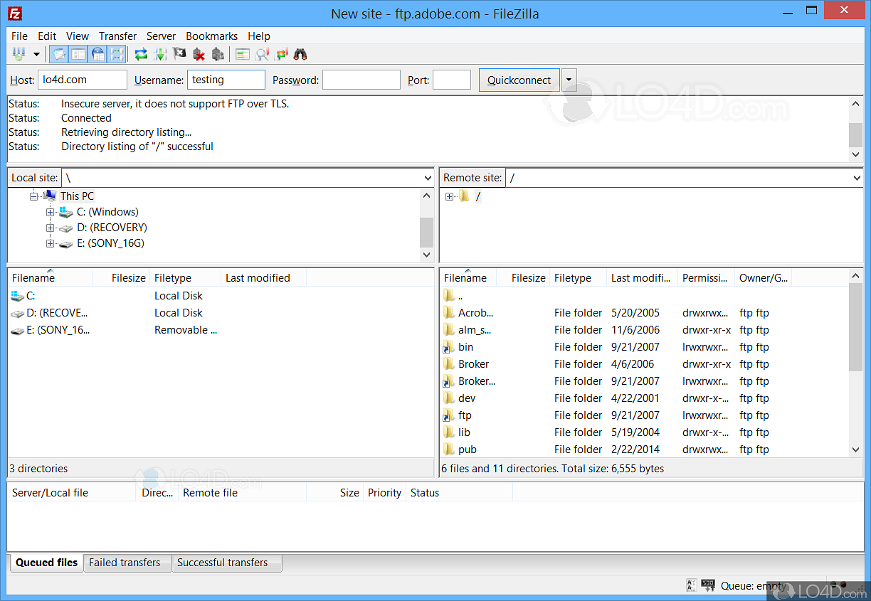 Descargar filezilla 32 bits | FileZilla Portable 3 32 0 (ftp