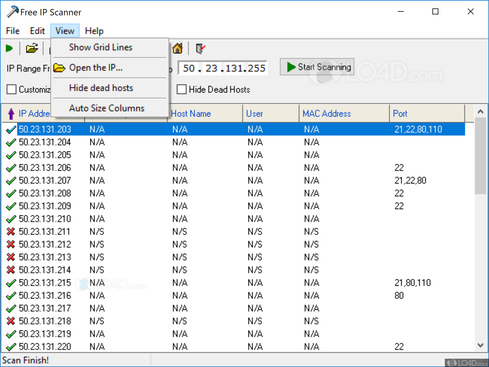 Download ipscaner