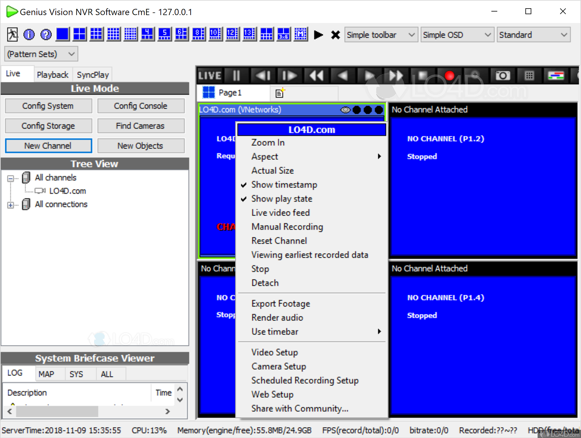 download nvr software