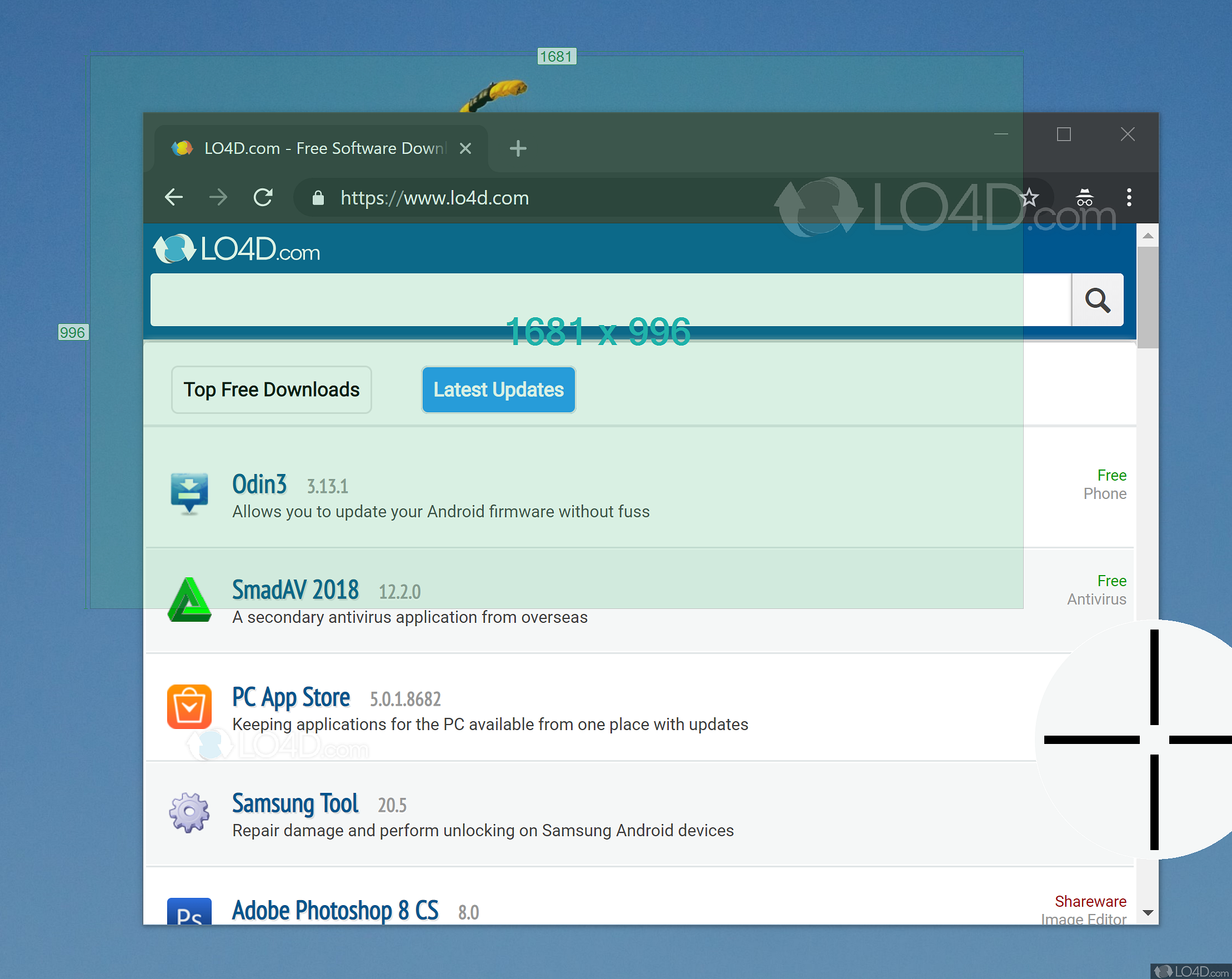 GreenShot - Screenshots