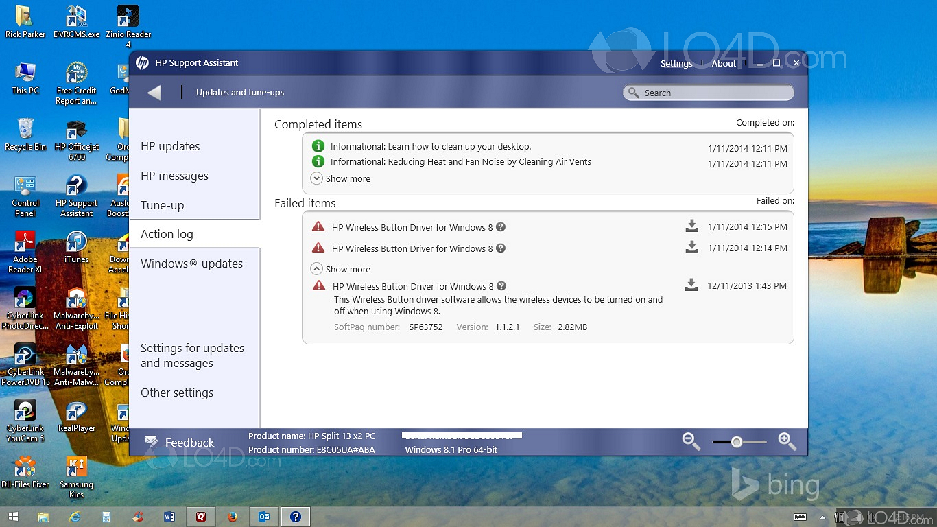 wifi driver for windows 8 1 64 bit hp