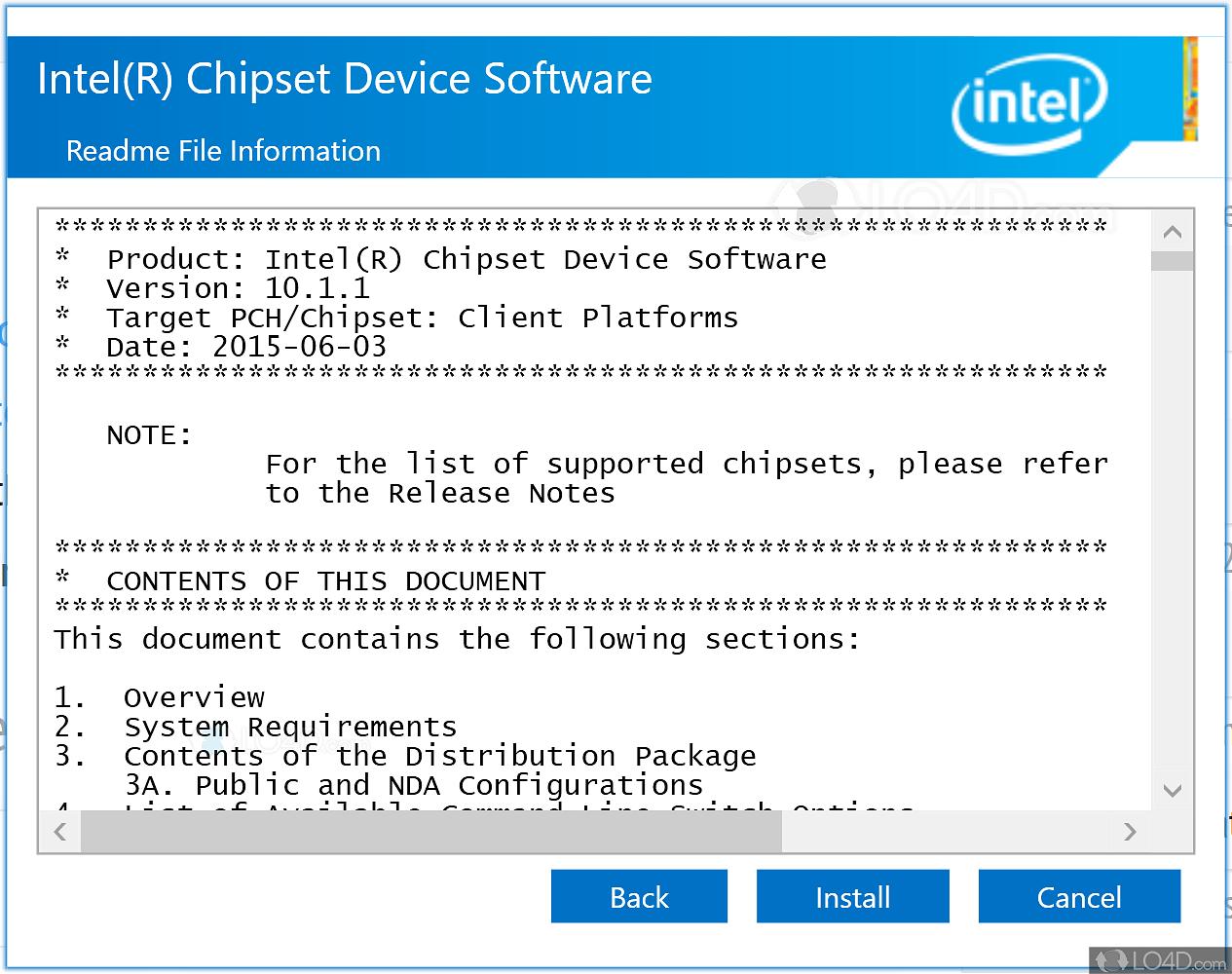 Download Intel (R) ICH8 4 port Serial ATA Storage ...