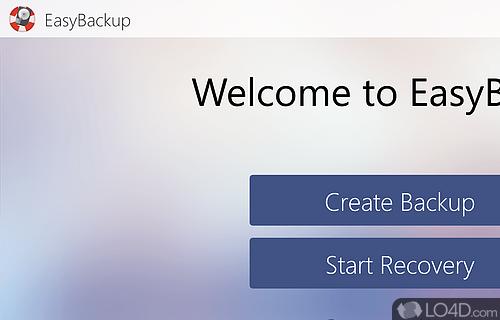Abelssoft Backup Screenshot