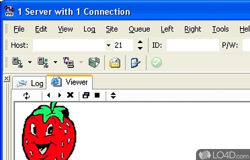 AceFTP 2 Freeware Screenshot