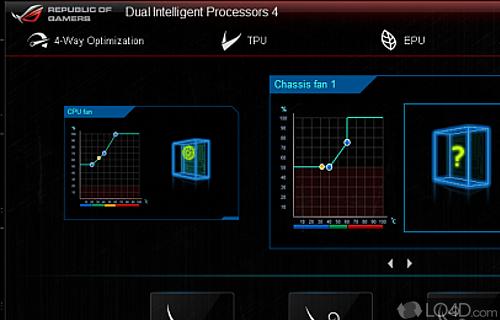 AI Suite III Screenshot