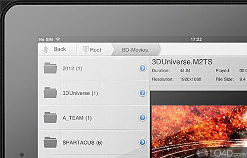 Air Playit Server Screenshot