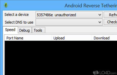 android reverse tethering 3.19