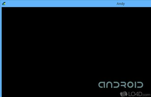 AndY Android Emulator Screenshot