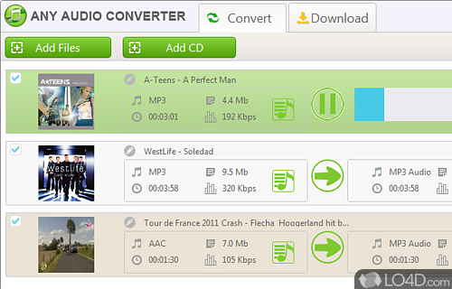 FREE Audio Converter   MP3 Music Converter by Freemake