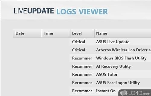 Asus Live Update Utility Win 10 - ▷ ▷ PowerMall