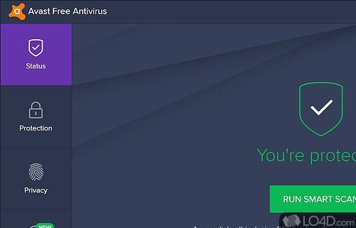 Avast Antivirus 6 Screenshot