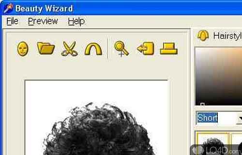 Beauty Wizard Screenshot