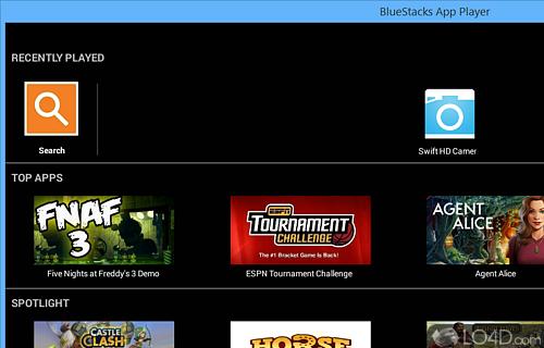 BlueStacks Screenshot