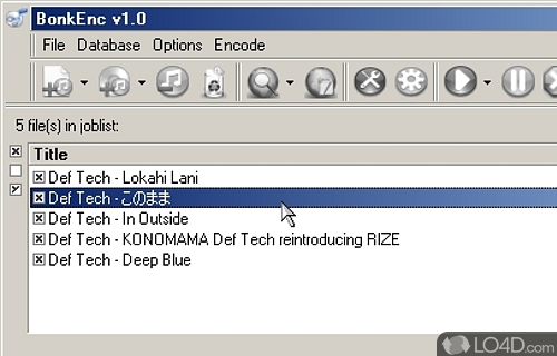 Fre:ac portable 1. 0. 32 (audio converter and encoder) released.