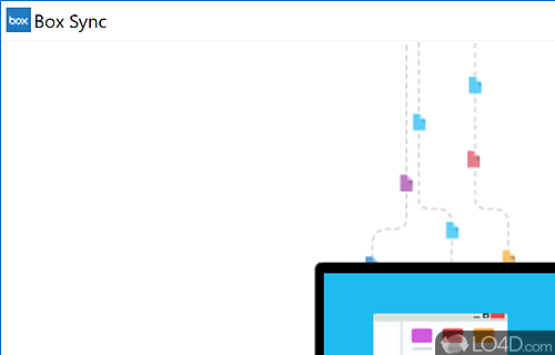 Box Sync Screenshot